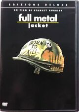 Dvd Full Metal Jacket - Deluxe Edition di Stanley Kubrick 1987 Usato