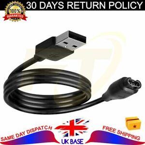 Cable USB Charger Data for Instinct Garmin Vivoactive 3-4 Vivosport Forerunner