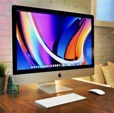  iMac 21.5 2017 4K | i7 4.2Ghz| 32GB RAM | 555 2GB| 500GB SSD