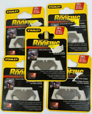 Stanley 11-939 Heavy Duty Roofing Knife Blade 15 Blades Total