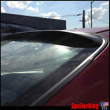 (284R) Rear Roof Spoiler Window Wing (Fits: Mitsubishi Galant 1994-98)