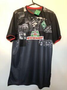 Werder Bremen Third Shirt 2020/2021 Large mens BNWT Bundesliga
