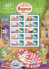 Bc-424 Gb 2014 40th Anniversary Bagpuss - Smiler sheet Unmounted Mint