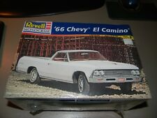 REVELL MONOGRAM 1966 CHEVY EL CAMINO BRAND NEW AND FACTORY SEALED