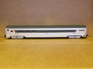 NEW JERSEY TRANSIT COMBINE #5833 SMOOTH SIDE PASSENGER CAR BY IHC NIB 48184