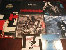 "WHITE STRIPES JACK WHITE ICKY RARE 2007 LP + BONUS LP'S & 12"" & 7 SINGLES SET"