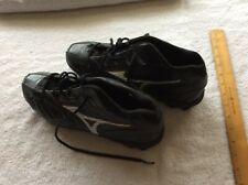 MENS MIZUNO SIZE 13 BASEBALL RUBBER CLEATS SPORTS EQUIPMENT MISC