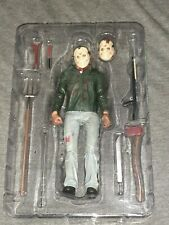 NECA FRIDAY THE 13TH PART 3 3D ACTION FIGURE COMPLETE ULTIMATE JASON VOORHEES
