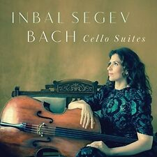 J.S. Bach / Inbal Segev - Six Cello Suites [New CD]