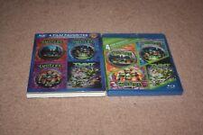 Teenage Mutant Ninja Turtles Collection: 4 Film Favorites (Blu-ray Disc, 2014, 4
