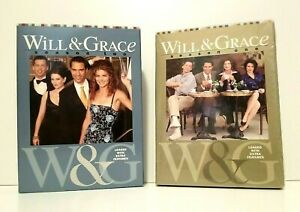 Will & Grace Seasons 1 and 2