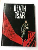 Death to the Tsar - Dark Horse Comics Hardcover Graphic Novel