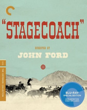 Criterion Collection Stagecoach WS W BLURAY