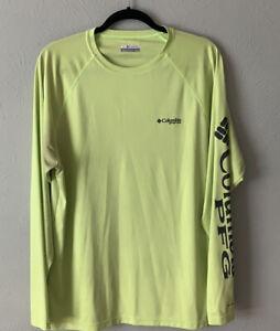 Men's Columbia PFG Omni-Shade Long Sleeve Shirt