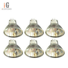 6pcs MR11 6V 10W 10WATTS Halogen Light Bulb Lighting Bulbs