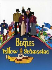 Yellow Submarine DVD Region 1