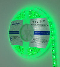 Strip Light 5050 300 Led 5 Meters Green  IP65  (210) 60 LED/1m