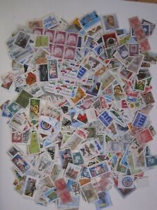 LOT 650  STAMPS GERMANY CIRCULATED