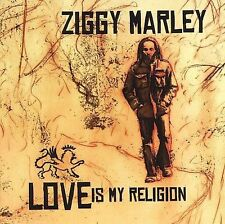 Ziggy Marley : Love Is My Religion CD (2006)