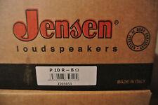Jensen P10R instrument amplifier speaker 8 ohm AlNiCo magnet