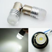 4x 6V 1156 ba15s 1.5W LED SMD White Car Bulb Light Brake/Turn/Tail /Reverse