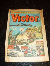 VICTOR Comic - Issue 716 - Date 09/11/1974 - UK Paper Comic