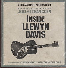 inside llewyn davis  limited edition cd sealed bob dylan dave van rock