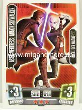 Force Attax Serie 2 Asajj Ventress: Anakin #172