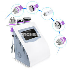 Radio Frequency Ultrasonic 40K Cavitation Vacuum Anti Cellulite Salon Equipment