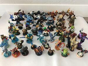 HUGE Bulk Lot of 52 Skylanders Figures