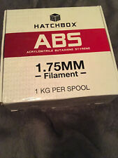 Hatchbox ABS True Green 1.75 MM 3D Printer Filament Brand New And Sealed