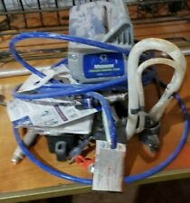 Graco Magnum Project Painter Plus Airless Paint Sprayer with extension - USED