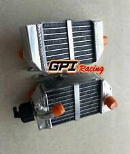 FOR KTM 50 SX/SXS MINI 50cc/49cc 2012-2017 2015 Aluminum Radiator