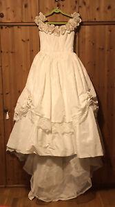 Brautkleid San Patrick Vintage Oldstyle Southern Belle Gr.38 Scarlett oder Sissi