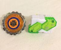 Infinity Nado (Delver Mecha) Spinning Top & Launcher Shooter GR-188 Auldey