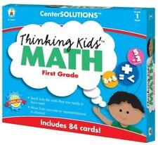 CDP140077 Carson-Dellosa Publishing Card,thinking Kids Math1