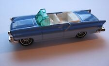 1957 Lincoln Premiere, Rare Version, Matchbox 1/64 Scale Diecast Mint and Loose