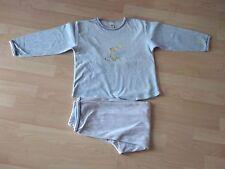 Schlafanzug Pyjama Nachtwäsche in Größe 128 von C & A mit Winnie Pooh aus Nikki