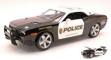 Dodge Challenger Police 2006 1:18 Model MAISTO
