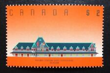 Canada #1182 BABN MNH, Architecture McAdam Railway Station Definitive Stamp 1989