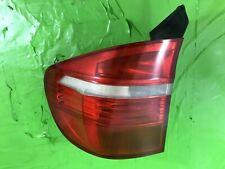 BMW X5 E70 REAR TAIL LIGHT OUTER PASSENGER LEFT NEARSIDE NSR 7200817 2006-2010