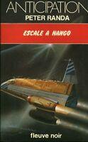 Livre Peter RANDA No 973 escale à Hango book
