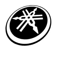 stickers, autocollant, (yamaha 1), rossi valentino, 46, vr46