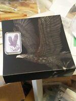 2016 $1 Australian Apex Predators - Wedge-Tailed Eagle 1oz Silver Proof Coin