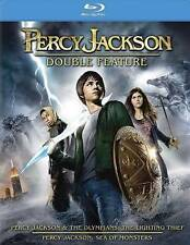 BLU-RAY Percy Jackson: The Lightning Thief & Sea of Monsters (Blu-Ray) NEW