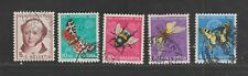 Switzerland  1954   Pro Juventute Used Set