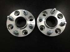 2 Pcs Wheel Spacers 4X100 56.1 CB 12X1.5 Studs 50MM 2 Inch For Mitsubishi Lancer
