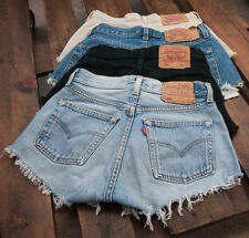 Levi's High Rise Shorts for Women