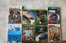 Xbox One / Wii Spielesammlung