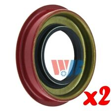 Pair of 2 WJB WS4762N Rear Oil Seal Wheel Seal Interchange 4762N